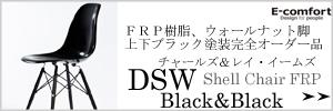 DSW ブラック&ブラック FRP